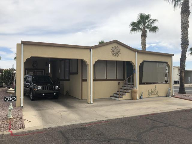 17200 W Bell Road #615, Surprise, AZ 85374 (MLS #5916812) :: Brett Tanner Home Selling Team