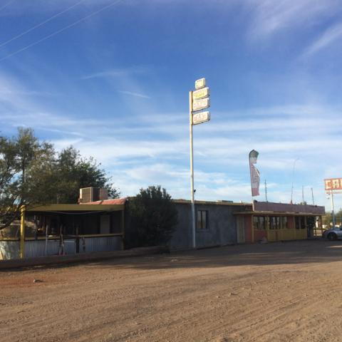 0 Lot (1) Hwy 60/70, Aguila, AZ 85320 (MLS #5916815) :: The Bill and Cindy Flowers Team