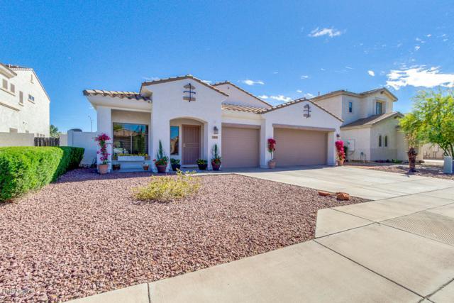 10449 E Jacob Avenue, Mesa, AZ 85209 (MLS #5916861) :: The Kathem Martin Team
