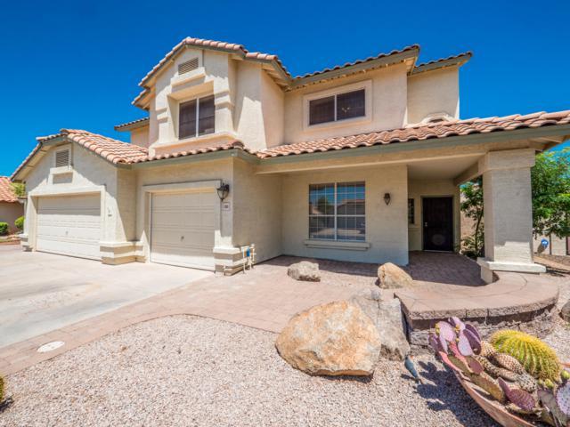 604 W Nido Avenue, Mesa, AZ 85210 (MLS #5916893) :: The Kathem Martin Team