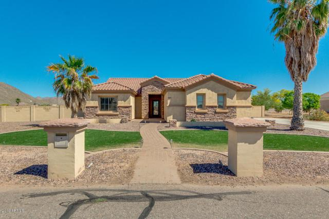7010 W Gelding Lane, Coolidge, AZ 85128 (MLS #5917085) :: Riddle Realty Group - Keller Williams Arizona Realty