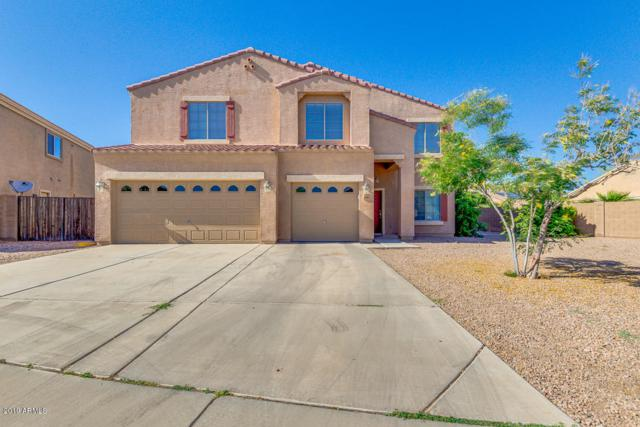 42990 W Wild Horse Trail, Maricopa, AZ 85138 (MLS #5917485) :: The Everest Team at My Home Group