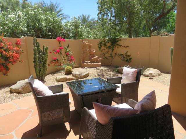 7710 E Gainey Ranch Road #133, Scottsdale, AZ 85258 (MLS #5917616) :: Devor Real Estate Associates