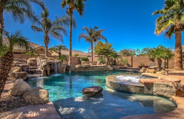 5058 S Gold Leaf Place, Chandler, AZ 85249 (MLS #5917737) :: CC & Co. Real Estate Team