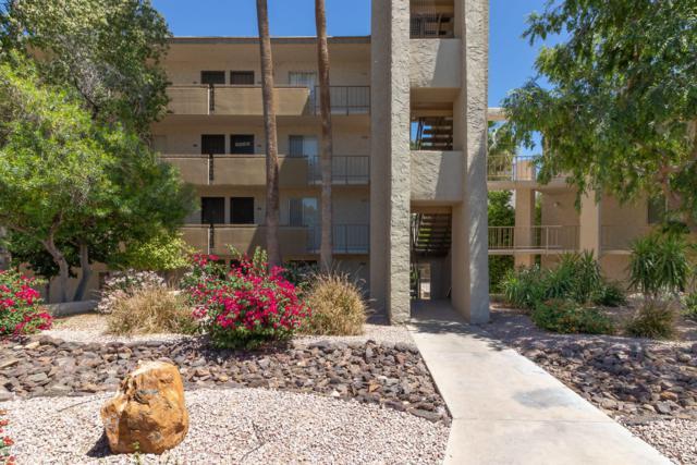 7625 E Camelback Road A142, Scottsdale, AZ 85251 (MLS #5917967) :: Kepple Real Estate Group