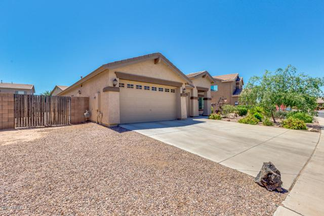 44563 W Copper Trail, Maricopa, AZ 85139 (MLS #5917994) :: The Kenny Klaus Team