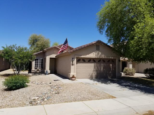 1124 E Poncho Lane, San Tan Valley, AZ 85143 (MLS #5918071) :: CC & Co. Real Estate Team