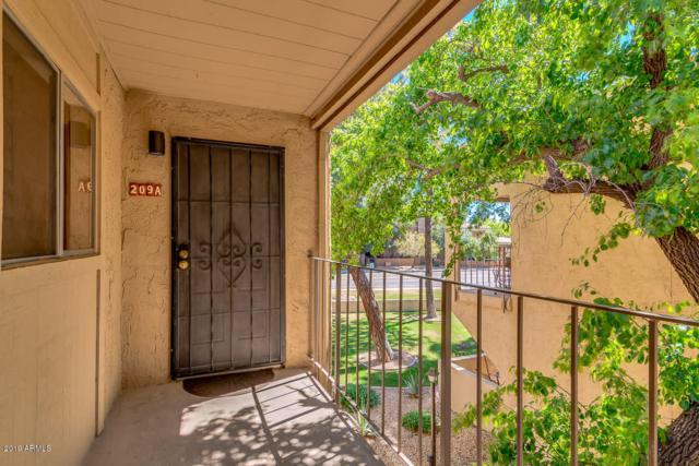 7430 E Chaparral Road A209, Scottsdale, AZ 85250 (MLS #5918167) :: Scott Gaertner Group