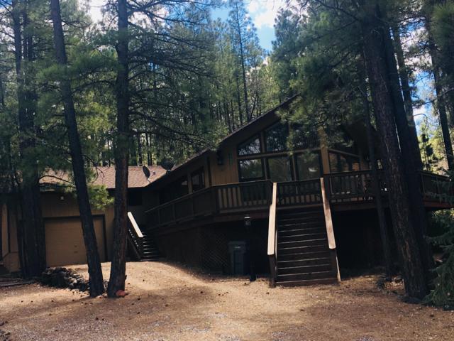 17425 S Mustang Road, Munds Park, AZ 86017 (MLS #5918306) :: CC & Co. Real Estate Team