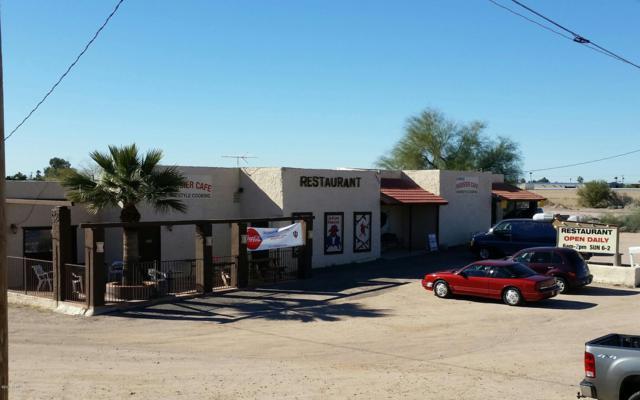 1533 E Old West Highway, Apache Junction, AZ 85119 (MLS #5918375) :: Brett Tanner Home Selling Team