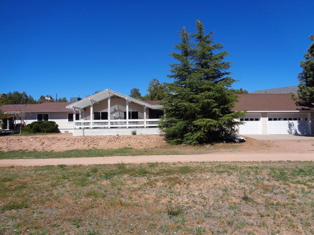 1611 W Mesa Drive, Payson, AZ 85541 (MLS #5918451) :: The Kenny Klaus Team