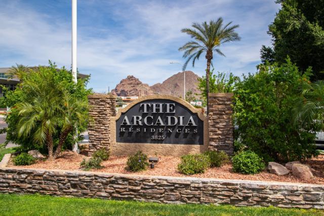 3825 E Camelback Road #202, Phoenix, AZ 85018 (MLS #5918514) :: HOMM