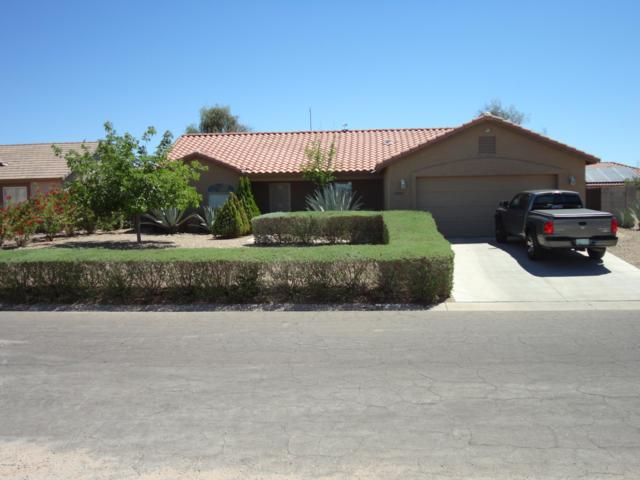 12067 W Delwood Drive, Arizona City, AZ 85123 (MLS #5918611) :: CC & Co. Real Estate Team