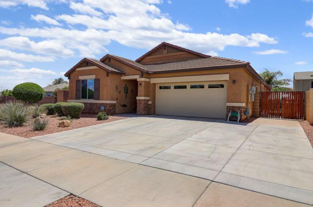 17515 W Eugene Terrace, Surprise, AZ 85388 (MLS #5918895) :: Devor Real Estate Associates
