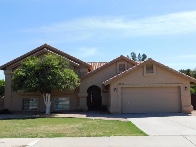 3505 E Fairbrook Street, Mesa, AZ 85213 (MLS #5919072) :: CC & Co. Real Estate Team