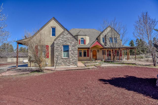 11377 N Onika Lane, Flagstaff, AZ 86004 (MLS #5919209) :: Brett Tanner Home Selling Team