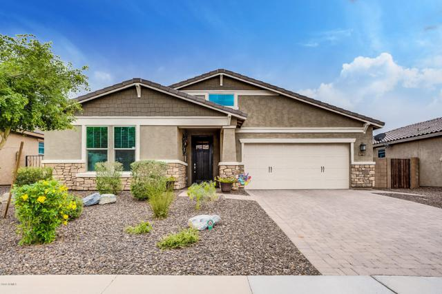 3933 E Strawberry Drive, Gilbert, AZ 85298 (MLS #5919247) :: The Kenny Klaus Team
