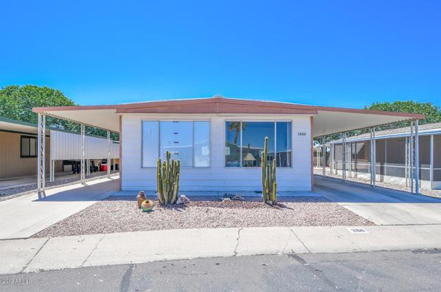 2100 N Trekell Road #266, Casa Grande, AZ 85122 (MLS #5919315) :: Nate Martinez Team