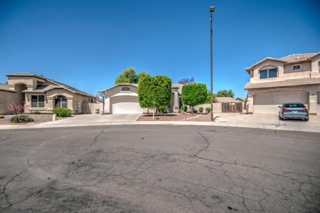 1038 N Wade Drive, Gilbert, AZ 85234 (MLS #5919680) :: The Everest Team at My Home Group
