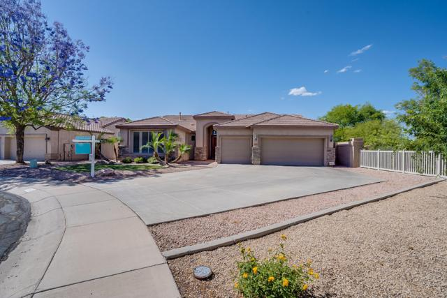 1132 W Chilton Avenue, Gilbert, AZ 85233 (MLS #5919732) :: Keller Williams Realty Phoenix