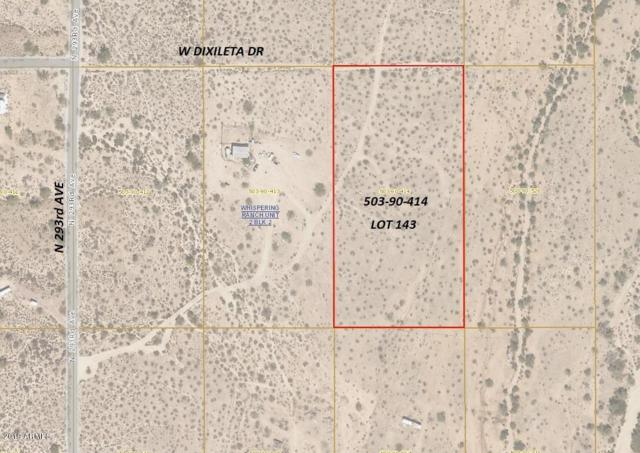 292xx W Dixileta Drive, Wittmann, AZ 85361 (MLS #5919752) :: Arizona Home Group
