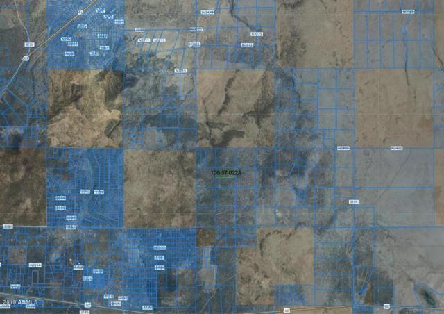 22 Winchester Boulevard, Vernon, AZ 85940 (MLS #5919832) :: Brett Tanner Home Selling Team