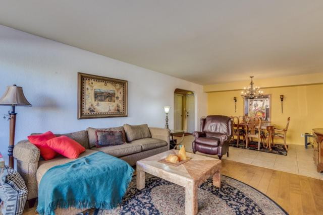 8500 E Indian School Road #133, Scottsdale, AZ 85251 (MLS #5919860) :: The W Group