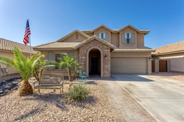 22005 W Hadley Street, Buckeye, AZ 85326 (MLS #5920138) :: The W Group
