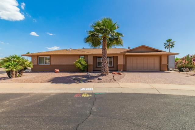 17402 N Foothills Drive, Sun City, AZ 85373 (MLS #5920214) :: Kepple Real Estate Group