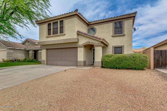 703 S Roca Street, Gilbert, AZ 85296 (MLS #5920404) :: Devor Real Estate Associates