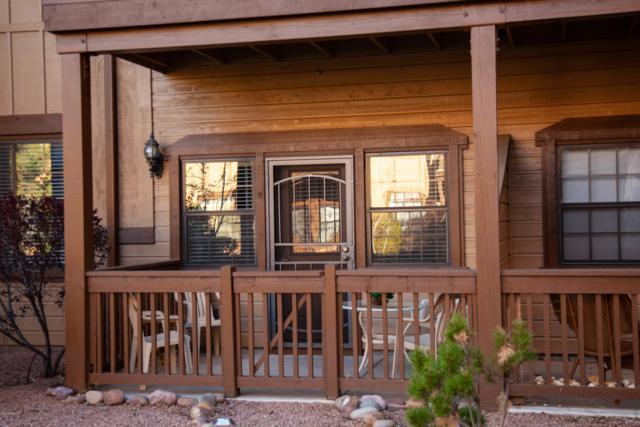 2373 Quarter Horse Trail #108, Overgaard, AZ 85933 (MLS #5920565) :: Kepple Real Estate Group