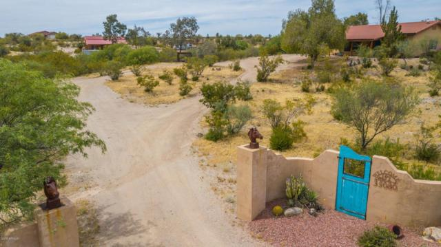 35080 S Nine Iron Ranch Road, Wickenburg, AZ 85390 (MLS #5920840) :: Brett Tanner Home Selling Team