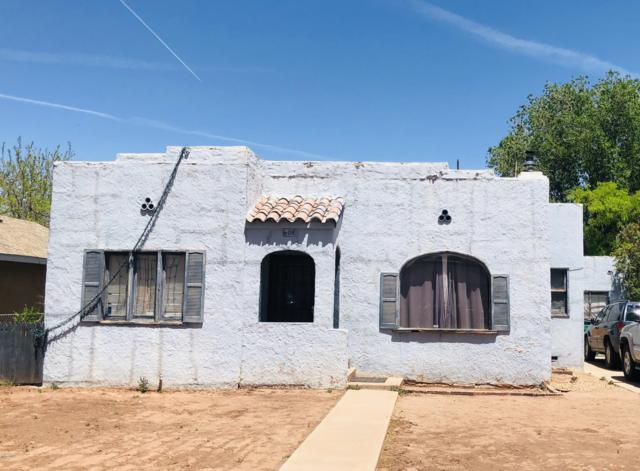 608 W Elm Street, Winslow, AZ 86047 (MLS #5921043) :: Yost Realty Group at RE/MAX Casa Grande