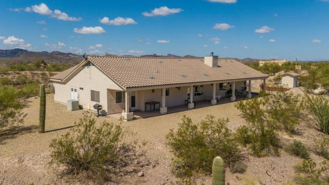 44801 Saguaro Blossom Lane, Morristown, AZ 85342 (MLS #5921129) :: Yost Realty Group at RE/MAX Casa Grande