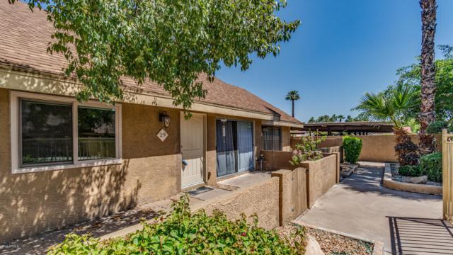 3807 N 30TH Street #29, Phoenix, AZ 85016 (MLS #5921196) :: HOMM