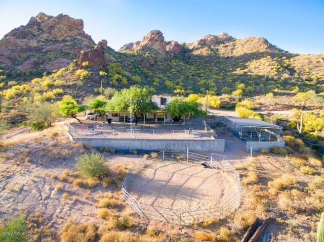 339 E Mcdowell Boulevard, Apache Junction, AZ 85119 (MLS #5921215) :: The Kenny Klaus Team