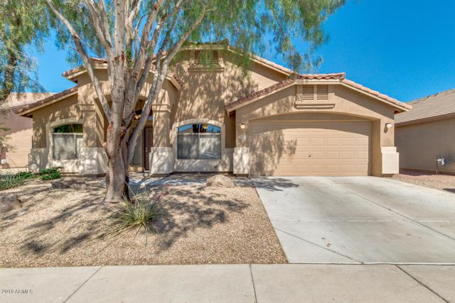 22157 N Van Loo Drive, Maricopa, AZ 85138 (MLS #5921456) :: Revelation Real Estate