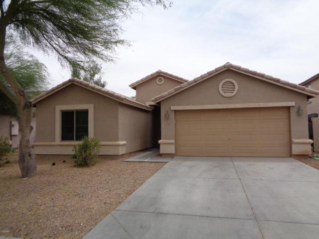 45489 W Long Way, Maricopa, AZ 85139 (MLS #5921570) :: Devor Real Estate Associates