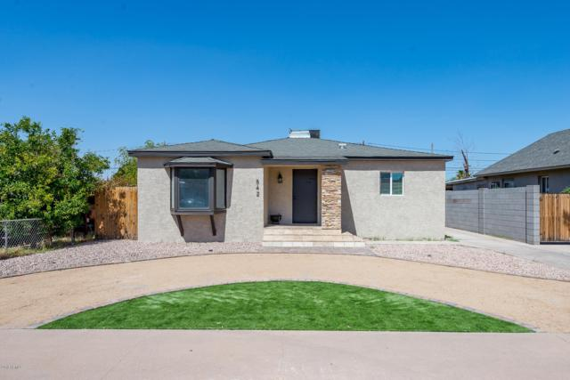 542 W Dana Avenue, Mesa, AZ 85210 (MLS #5921724) :: The Ford Team