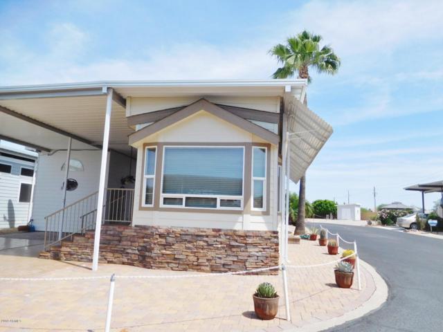 17200 W Bell Road #957, Surprise, AZ 85374 (MLS #5921826) :: The Garcia Group