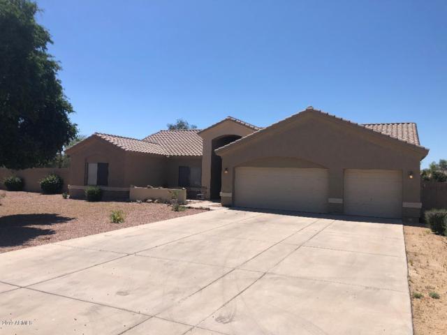 9107 W Avenida Del Sol, Peoria, AZ 85383 (MLS #5921956) :: CC & Co. Real Estate Team
