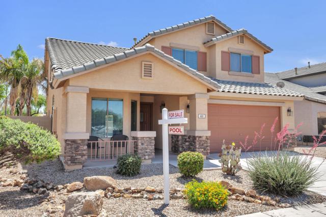 411 N 167TH Drive, Goodyear, AZ 85338 (MLS #5922047) :: CC & Co. Real Estate Team