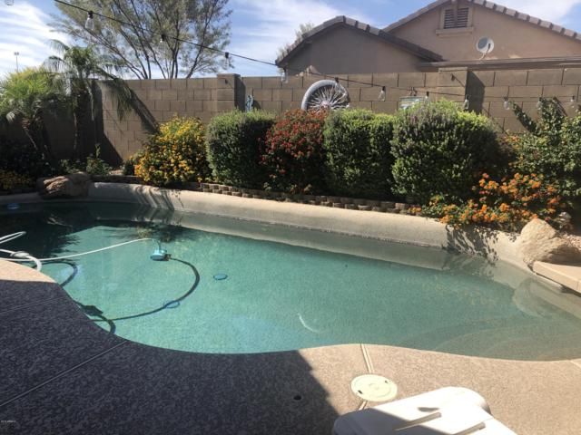 9106 E Albany Street, Mesa, AZ 85207 (MLS #5922106) :: Power Realty Group Model Home Center