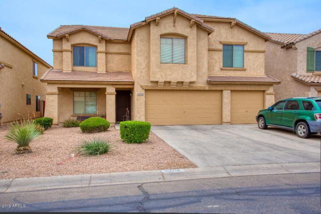 43701 W Cowpath Road, Maricopa, AZ 85138 (MLS #5922396) :: Revelation Real Estate