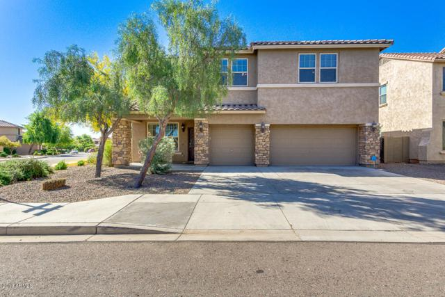 18203 W Ruth Avenue, Waddell, AZ 85355 (MLS #5922593) :: Riddle Realty