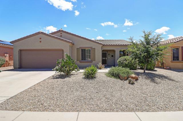 21019 N Sequoia Crest Drive, Surprise, AZ 85387 (MLS #5922774) :: Revelation Real Estate