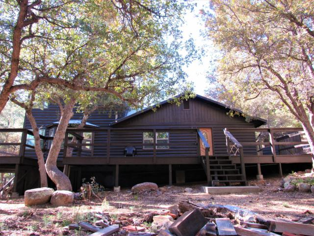 6853 E Oak Drive, Crown King, AZ 86343 (MLS #5922878) :: Conway Real Estate