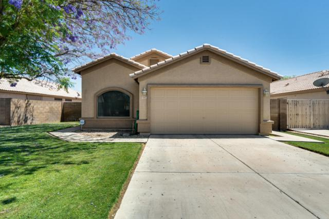 9317 W Brown Street, Peoria, AZ 85345 (MLS #5922974) :: The Results Group
