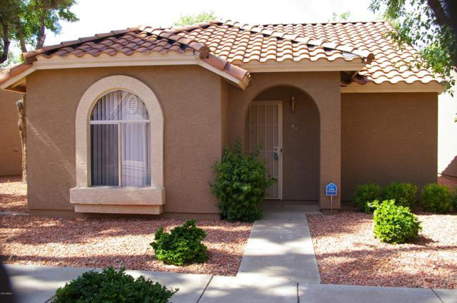 7040 W Olive Avenue #41, Peoria, AZ 85345 (MLS #5923123) :: CC & Co. Real Estate Team