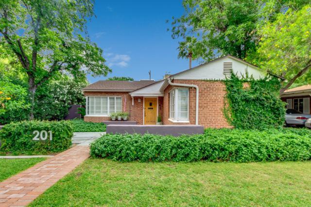 201 W Roma Avenue, Phoenix, AZ 85013 (MLS #5923136) :: CC & Co. Real Estate Team